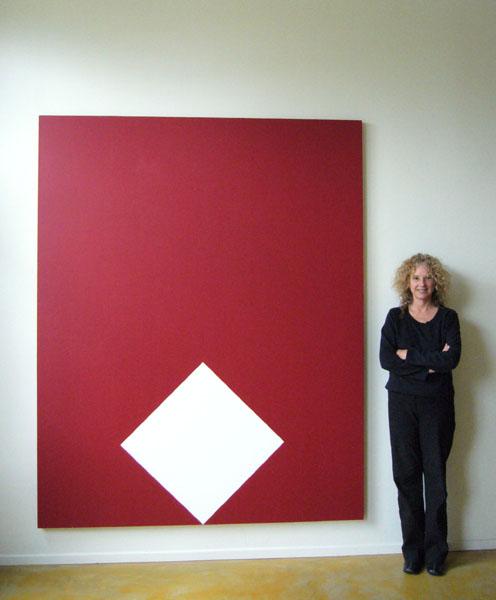 Deborah Salt painting (before)